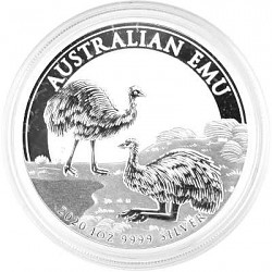 Emu Australien 1 ...