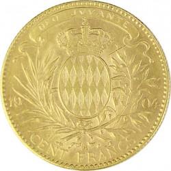 100 Francs Monaco...