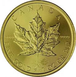 Maple Leaf 1oz Go...