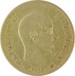 10 Francs Napoleo...
