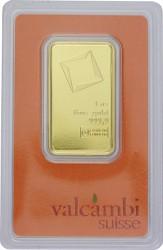Goldbarren 1oz - ...