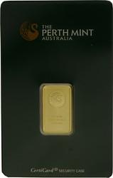 Goldbarren 5g - P...