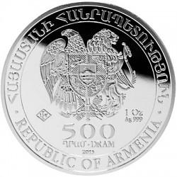 Armenien Arche No...