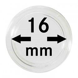 Münzkapseln 16 mm...