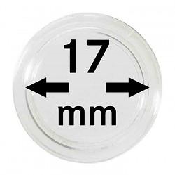 Münzkapseln 17 mm...