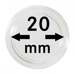 Münzkapseln 20 mm...