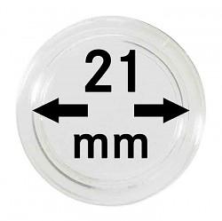 Münzkapseln 21 mm...