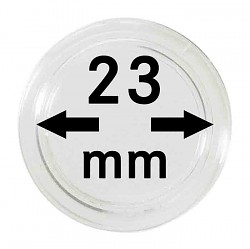 Münzkapseln 23 mm...