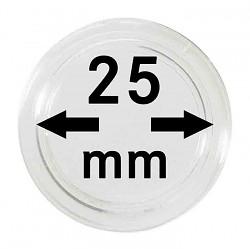Münzkapseln 25 mm...
