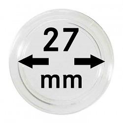 Münzkapseln 27 mm...