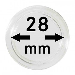 Münzkapseln 28 mm...