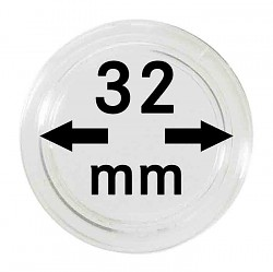 Münzkapseln 32 mm...