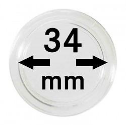 Münzkapseln 34 mm...