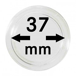 Münzkapseln 37 mm...