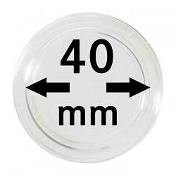 Münzkapseln 40 mm...