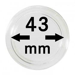 Münzkapseln 43 mm...