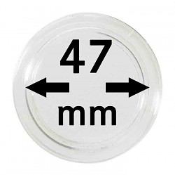 Münzkapseln 47 mm...
