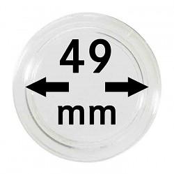 Münzkapseln 49 mm...