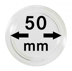 Münzkapseln 50 mm...