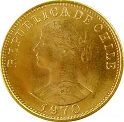 50 Pesos Chile 9,...