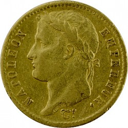 20 French Francs ...