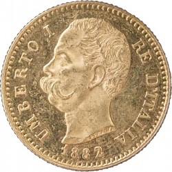 20 Lira Umberto I...