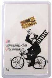 Goldbarren 1g - U...